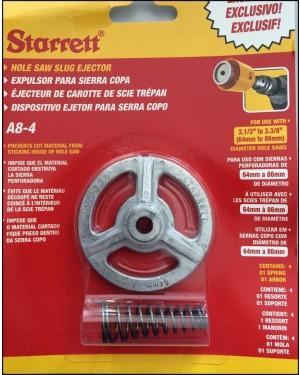 Dispositivo Ejetor Para Serras Copo De 64 A 86mm - Starrett